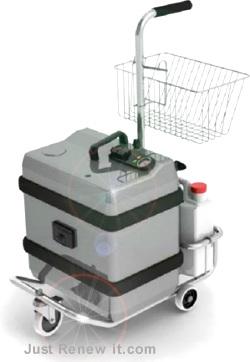 Jri Super Vapor 6 Commercial Vapor Steam Cleaner Pro Grout Cleaning